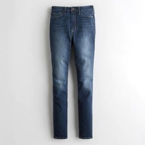 Brand new Hollister high rise skinny jeans